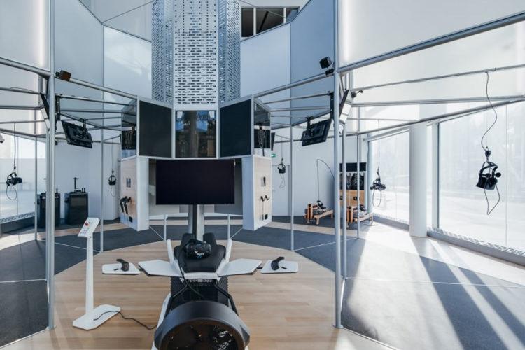 Accessoires salles d'arcade en réalité virtuelle