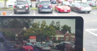Application réalité augmenté trouver place de parking gratuite