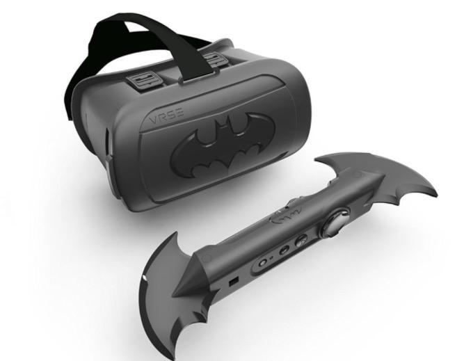 Casque VR Jurassic Park casque réalité virtuelle Batman