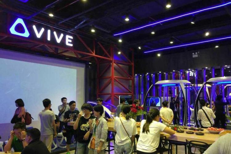 Casques pour salle d'arcade réalité virtuelle