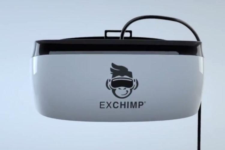 Exchimp AI1 casque réalité virtuelle autonome