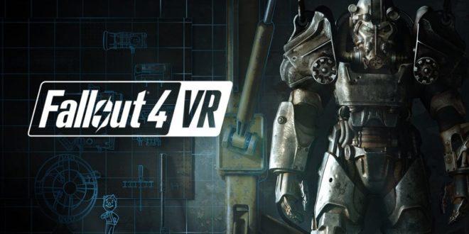 Le jeu Fallout 4 VR offert avec le casque — HTC Vive
