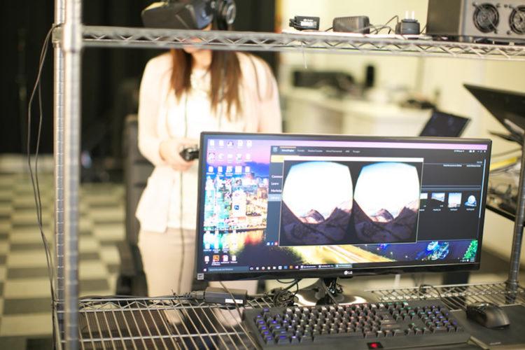 Gear VR psychiatrie