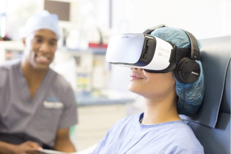 Gear VR santé mentale