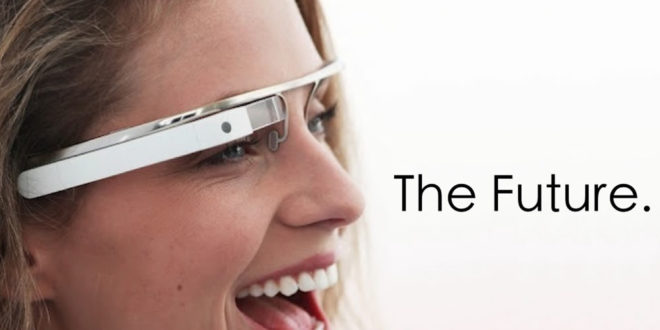 Google Glass professionnels