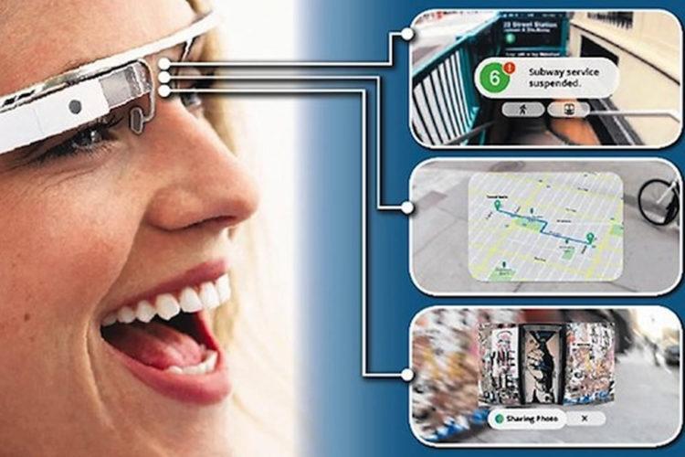 Google Glass succès