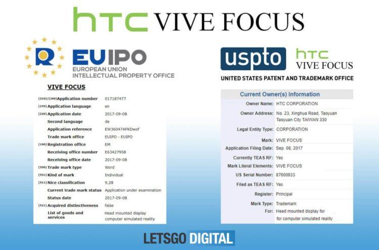 Vive Focus : et HTC se lançait dans la réalité virtuelle autonome ?