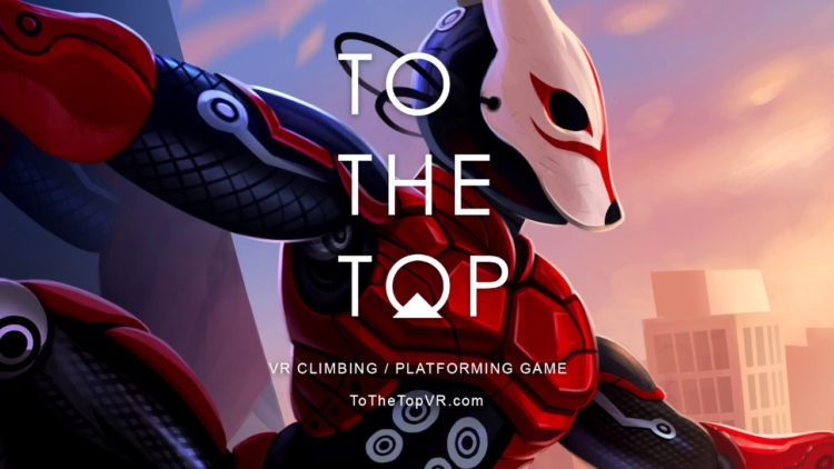 to the top jeux vr