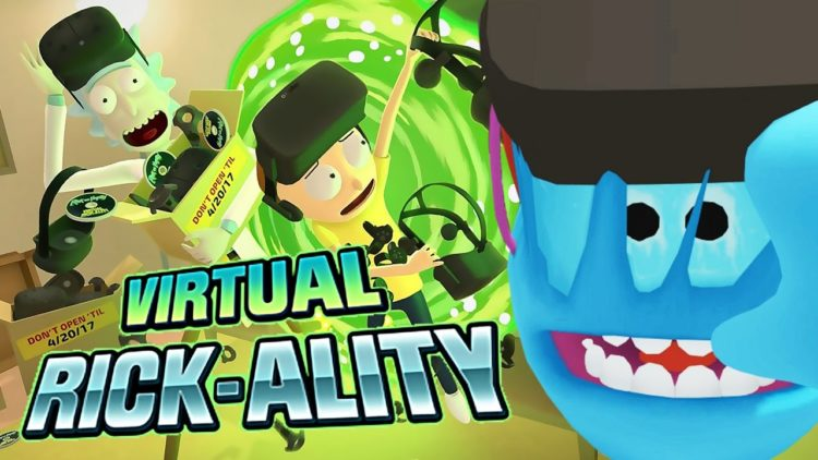 Rick et Morty : Virtual Rick-Ality jeux vr