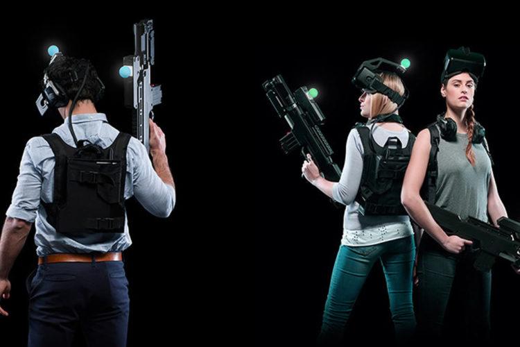 Meilleurs jeux salles d'arcade VR