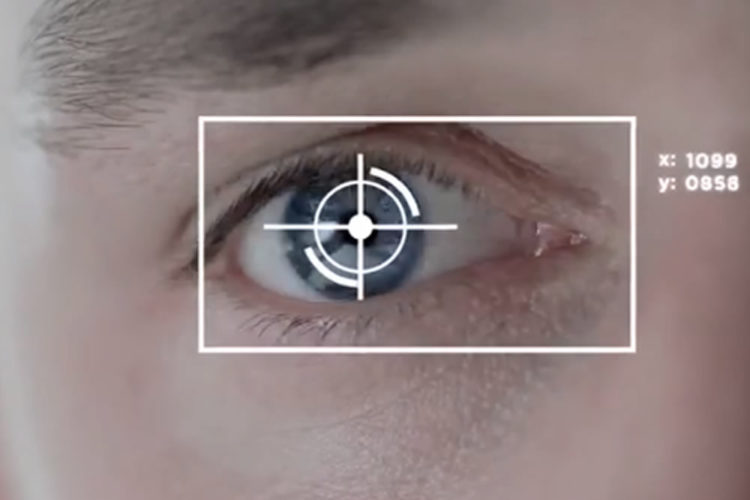 Oculométrie VR réalité virtuelle