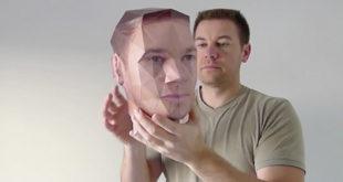 Reconstruction 3D visage à partir d'une photo