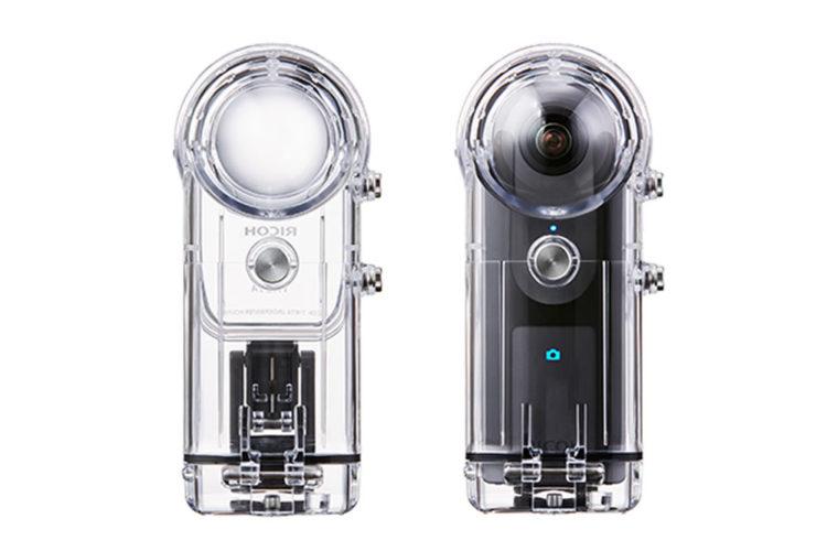 Ricoh Theta V caméra 360 degrés