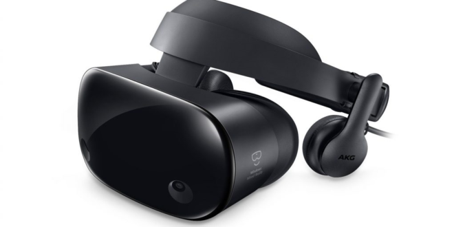 windows mixed reality casque samsung pc vr