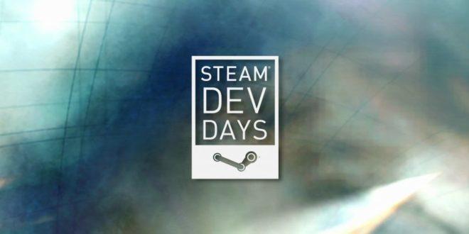 valve steam dev days