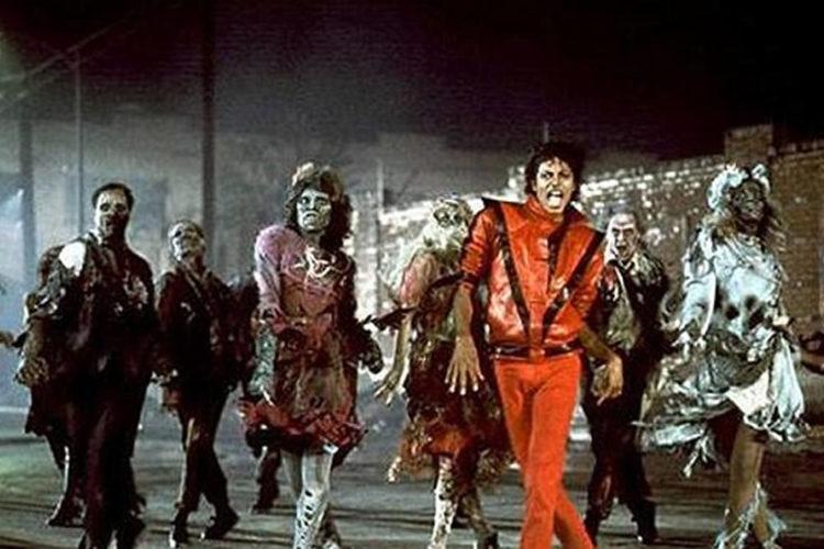 Thriller 3D Michael Jackson