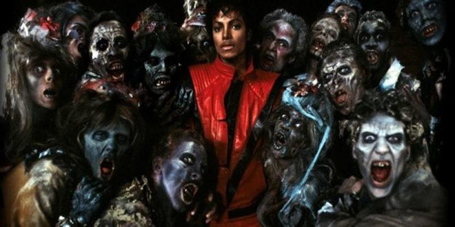 Thriller 3D Clip Michael Jackson