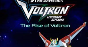 Voltron VR, realite virtuelle, dreamworks, netflix vr