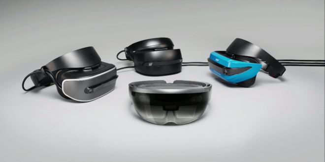 windows mixed reality casques 17 octobre