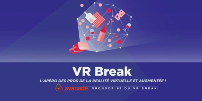 vr break, apero connecte mindout meetup vr realite virtuelle