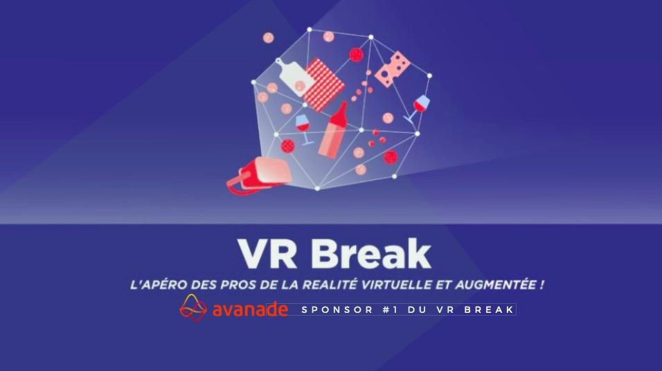 vr break, apero connecte mindout meetup vr realite virtuelle