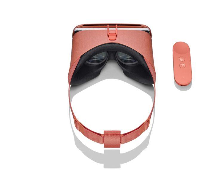 Le casque de réalité virtuelle arrive enfin en France — Google Daydream View