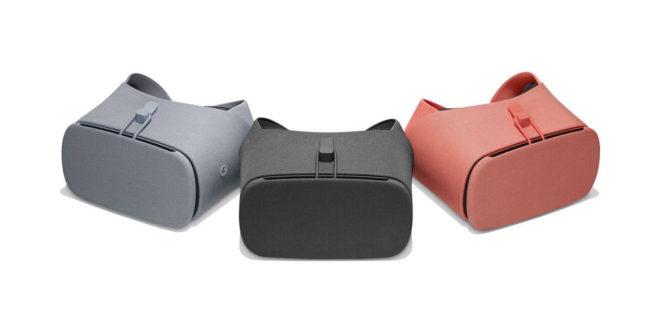 google daydream view casque réalité virtuelle