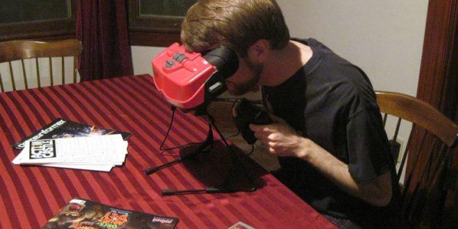 Virtual Boy Pathreon