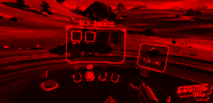 Virtual Boy image de contenus