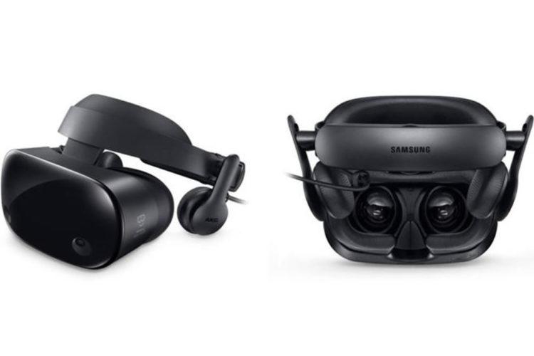 Samsung Odyssey concurrent Oculus Rift