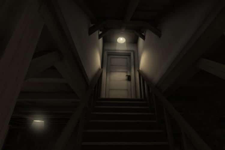 Dead Secret jeu d'épouvante en VR réalité virtuelle
