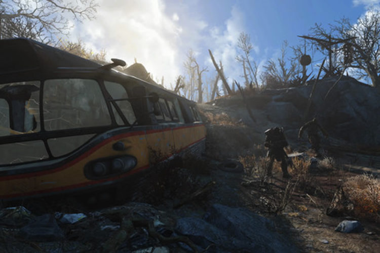 Fallout 4 VR offert avec HTC Vive