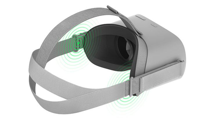 Le casque VR autonome à seulement 199 dollars — Oculus Go