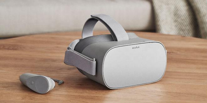 Oculus Go : le casque de réalité virtuelle autonome à seulement 199 dollars