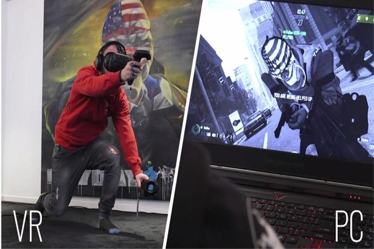 PayDay 2 VR