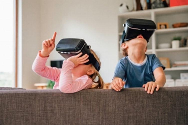 Risques réalité virtuelle pour les enfants
