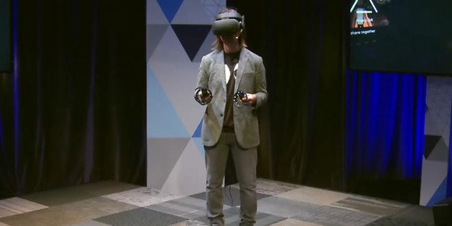 Samsung Odyssey Oculus Rift
