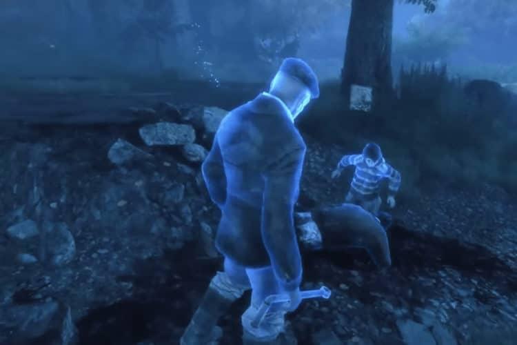 The Vanishing of Ethan Carter jeu d'horreur en VR épouvante angoissant