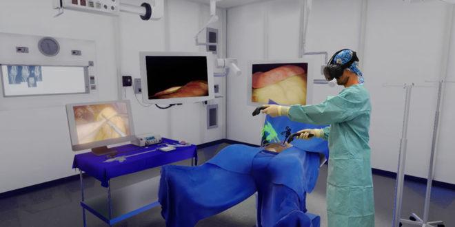 Vtopia Surgical réalité virtuelle apprentissage chirurgie
