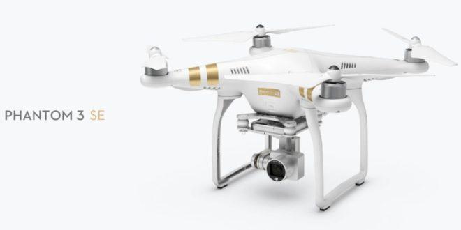 dji, drone, phantom, 3, SE, gearbest, promotion,