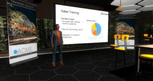 Amazon Sumerian plateforme Cloud pour le d{eveloppemet d'applications en réalité virtuelle et en réalité augmentée