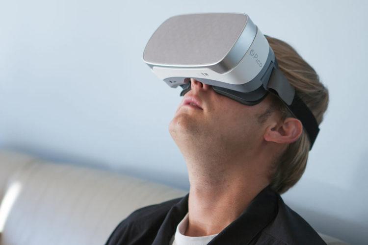 Casques VR autonomes