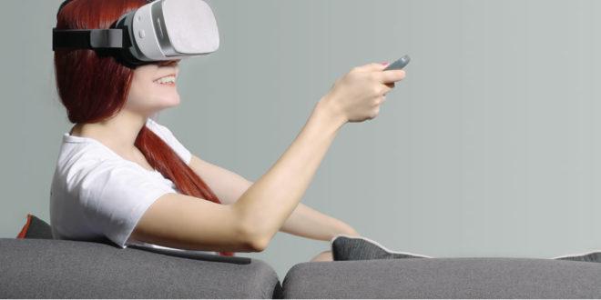 Casques de réalité virtuelle autonomes