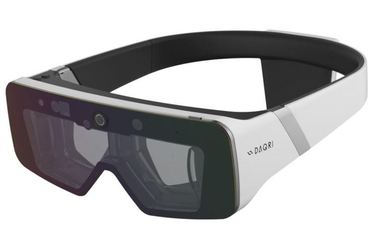 Daqri lunettes de réalité augmentée pour les professionnels