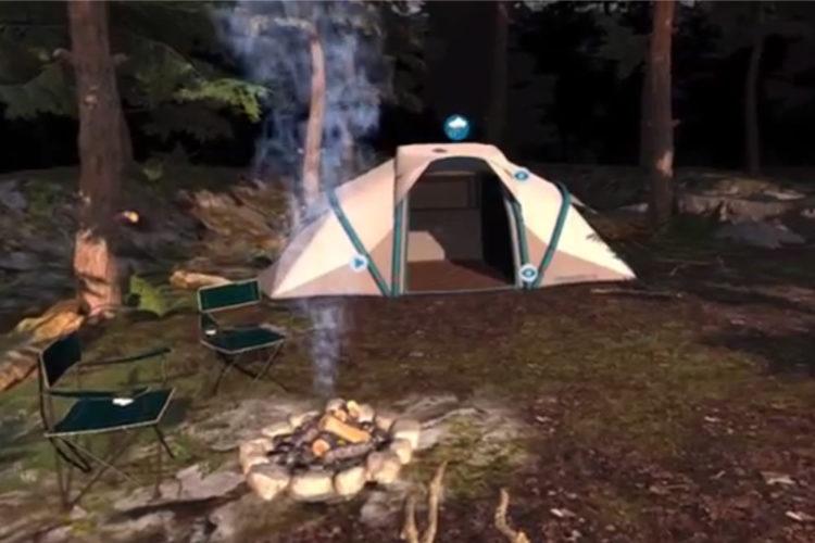 Décathlon réalité virtuelle