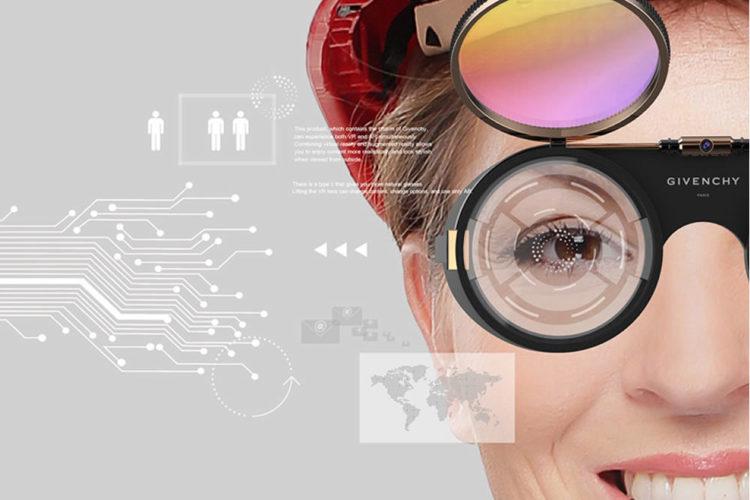 Givenchy AR VR réalité virtuelle augmentée