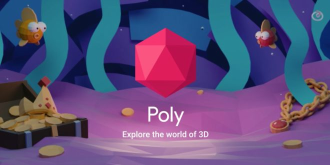 google poly une plateforme de partage d 39 objets 3d pour tilt brush et blocks. Black Bedroom Furniture Sets. Home Design Ideas