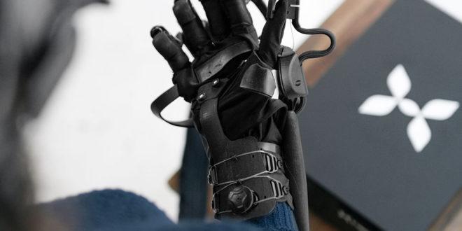 HaptX Glove gants