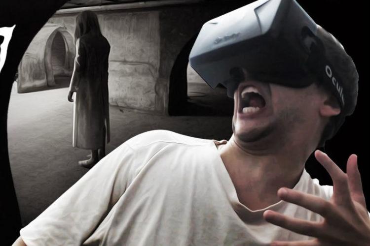 Horreur en réalité virtuelle