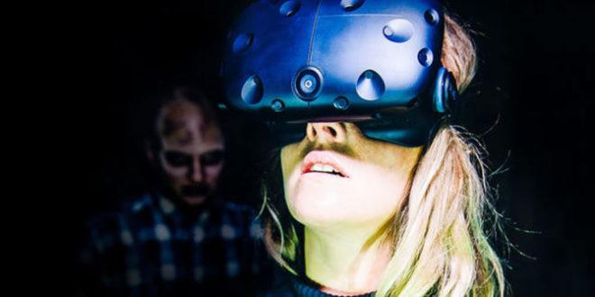 l'horreur en réalité virtuelle